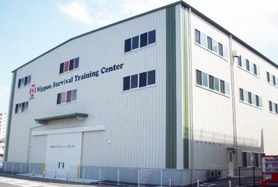 NSTC訓練棟外観