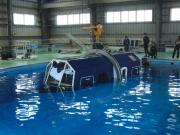 ヘリコプター水中脱出訓練 / Helicopter Underwater Escape Training