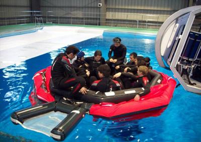 Life rafts (Marine, Aviation)